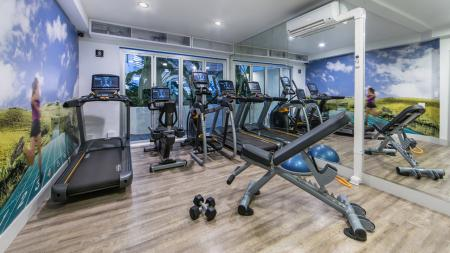 Apartments with Fitness Center Sherman Oaks, CA | Alister Sherman Oaks